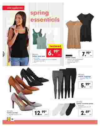 Lidl - deals are valid from 04/24/19 to 04/30/19 - page 28.