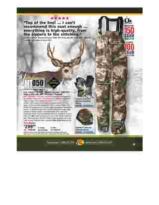 Bass Pro Shops - deals are valid from 09/01/19 to 12/28/19 - page 87.
