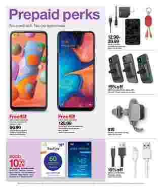 Target - deals are valid from 02/28/21 to 03/06/21 - page 11.