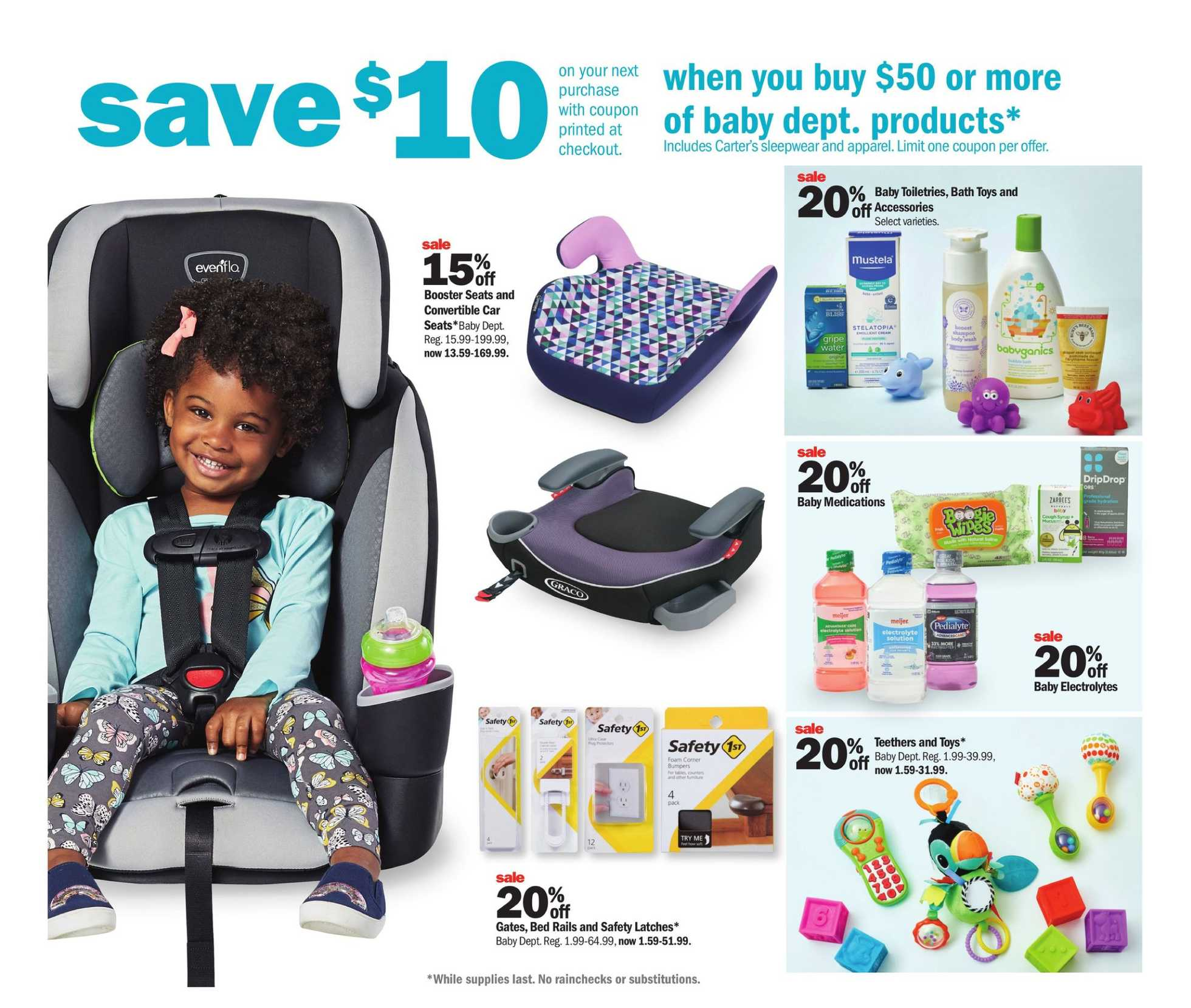 Meijer - deals are valid from 09/01/19 to 09/07/19 - page 3.
