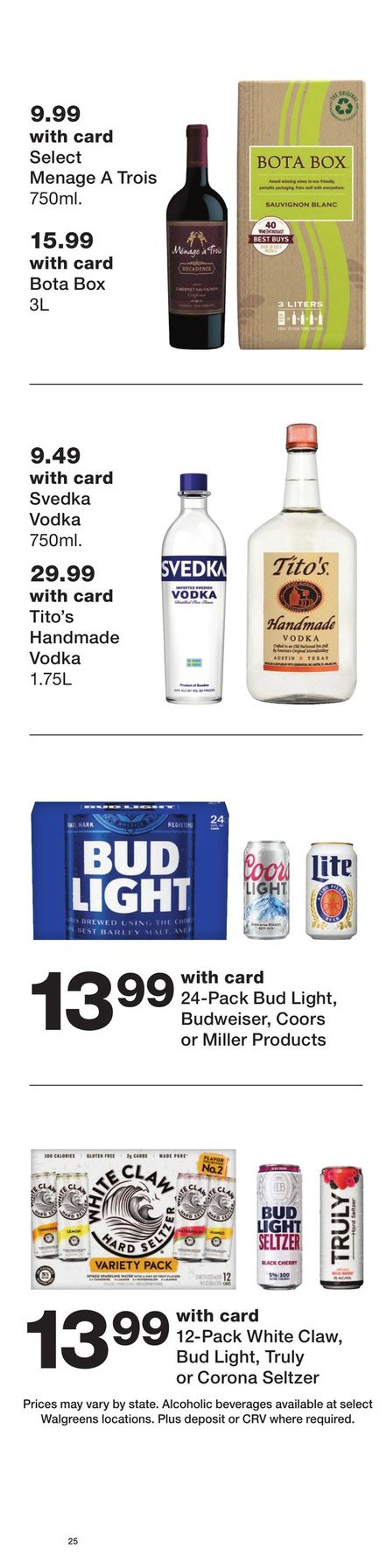 Walgreens - deals are valid from 09/20/20 to 09/26/20 - page 4.