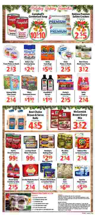 Piggly Wiggly - deals are valid from 12/18/19 to 12/24/19 - page 6.