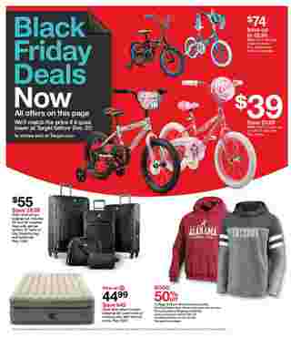 Target - deals are valid from 11/22/20 to 11/28/20 - page 54.