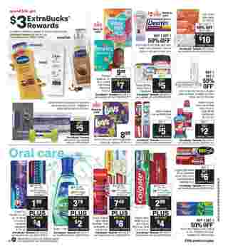 CVS - deals are valid from 10/07/20 to 10/20/20 - page 15.