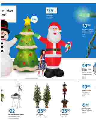 Walmart - deals are valid from 11/01/19 to 11/16/19 - page 24.