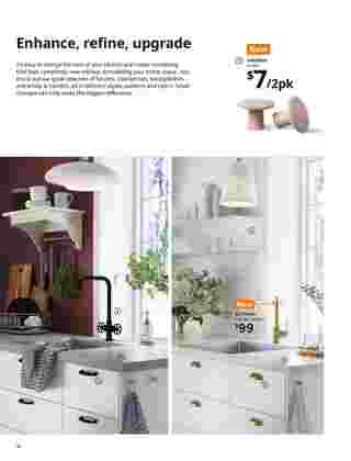 Ikea - deals are valid from 12/01/20 to 08/31/21 - page 38.