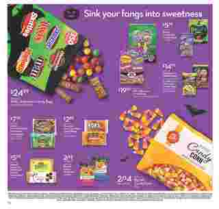 Rite Aid - deals are valid from 10/18/20 to 10/24/20 - page 11.