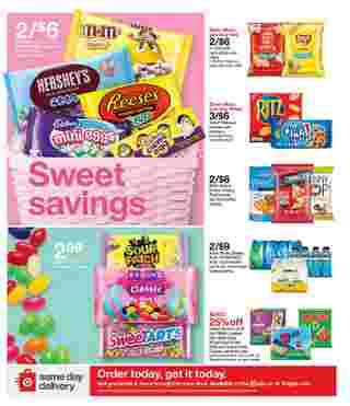 Target - deals are valid from 02/28/21 to 03/06/21 - page 23.