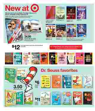 Target - deals are valid from 02/09/20 to 02/15/20 - page 8.