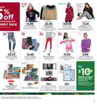 Kohl's - deals are valid from 12/05/19 to 12/09/19 - page 5.