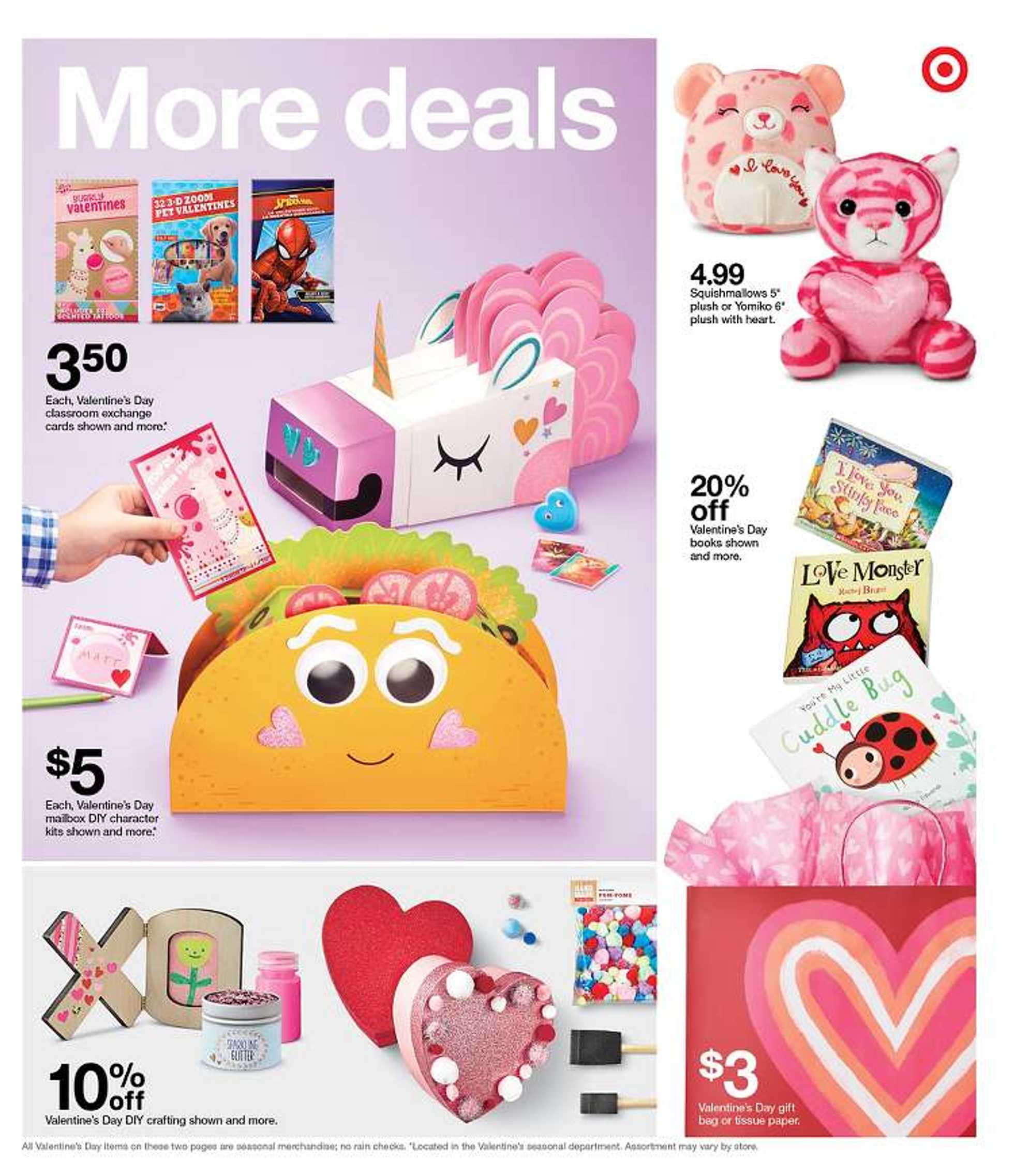 Target - deals are valid from 02/09/20 to 02/15/20 - page 3.