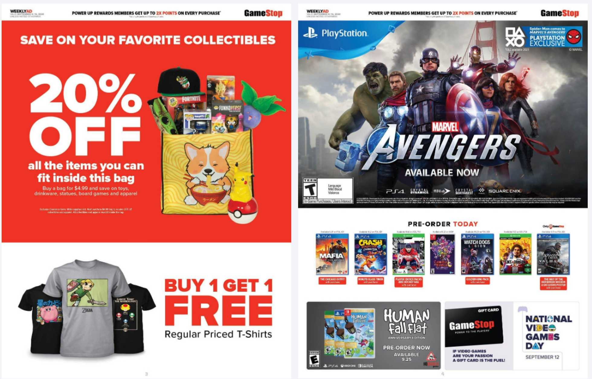 GameStop - deals are valid from 09/06/20 to 09/12/20 - page 2.