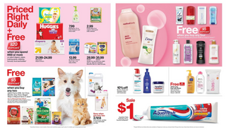 Target - deals are valid from 08/09/20 to 08/15/20 - page 15.