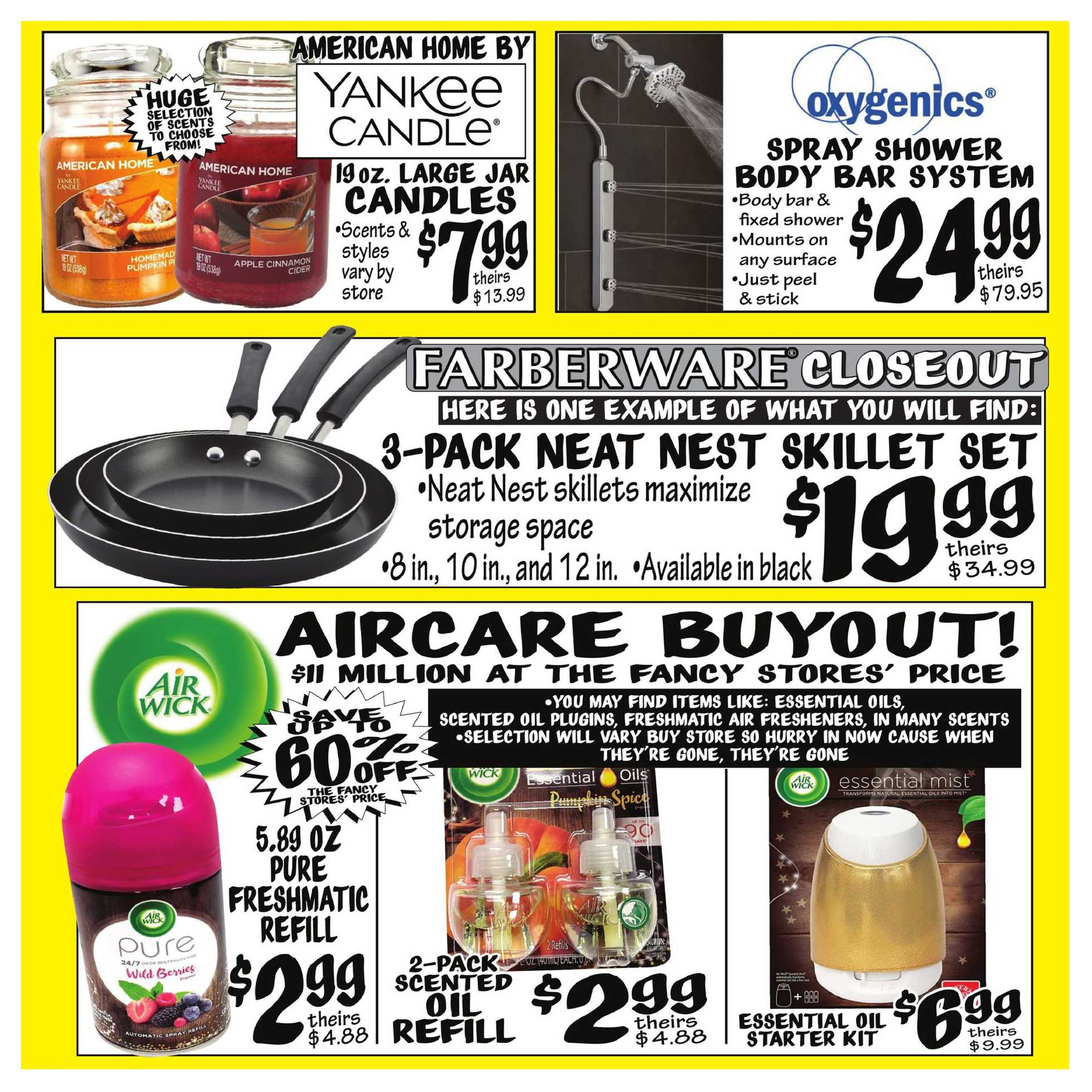 Ollie's Bargain Outlet - deals are valid from 10/12/20 to 10/21/20 - page 3.