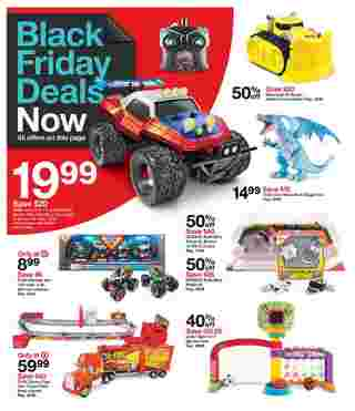 Target - deals are valid from 11/22/20 to 11/28/20 - page 56.