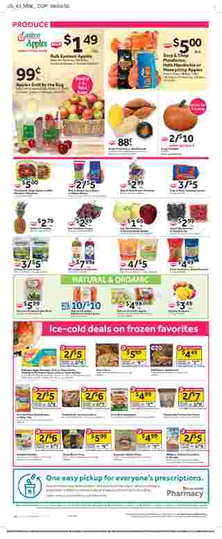 Stop & Shop - deals are valid from 10/09/20 to 10/15/20 - page 13.