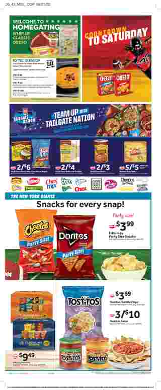Stop & Shop - deals are valid from 10/09/20 to 10/15/20 - page 5.