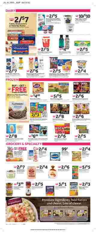 Stop & Shop - deals are valid from 10/09/20 to 10/15/20 - page 8.