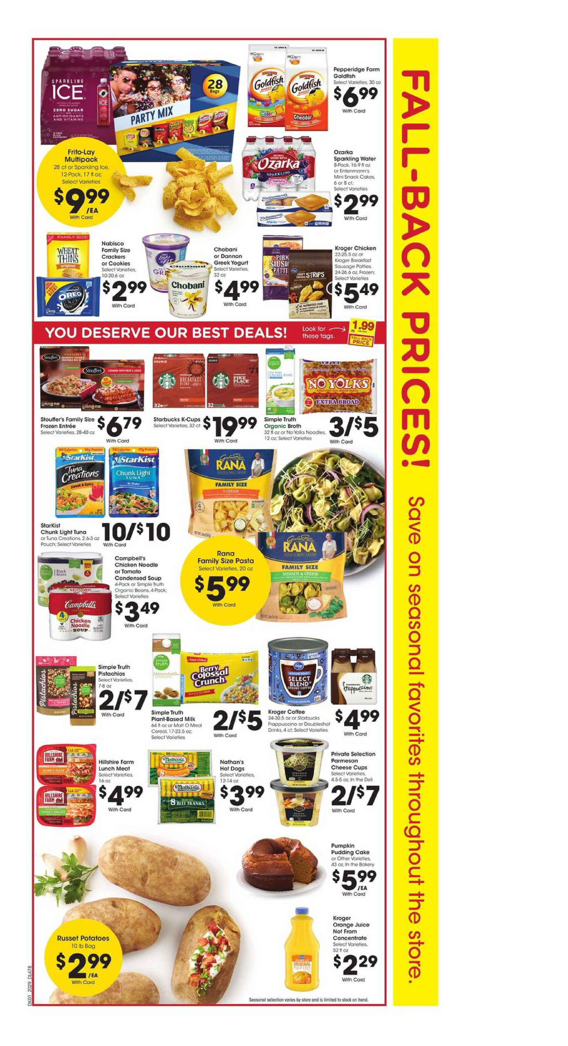 Kroger - deals are valid from 08/19/20 to 08/25/20 - page 2.