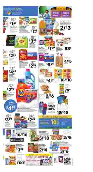 Kroger - deals are valid from 08/19/20 to 08/25/20 - page 5.