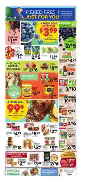 Kroger - deals are valid from 08/19/20 to 08/25/20 - page 6.