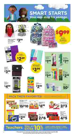 Kroger - deals are valid from 08/19/20 to 08/25/20 - page 7.