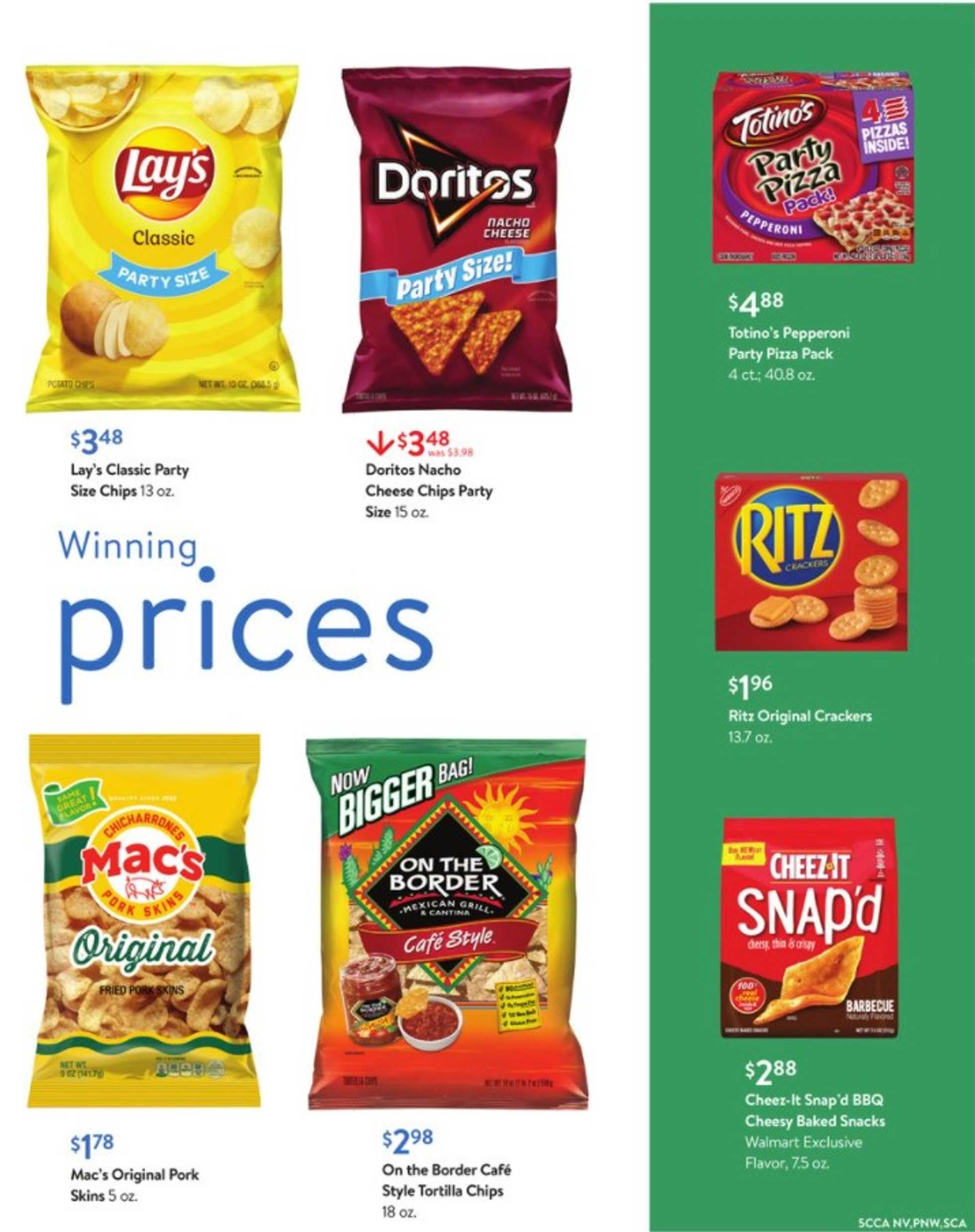Walmart - deals are valid from 09/30/20 to 10/27/20 - page 4.