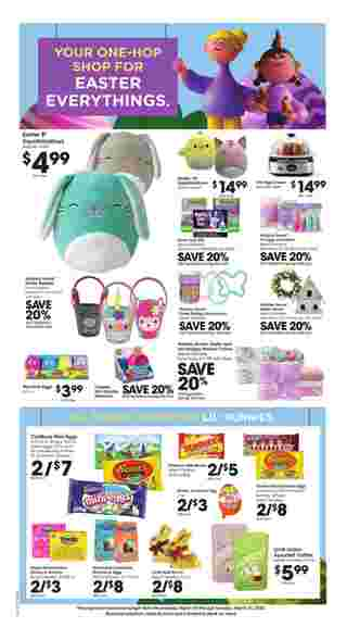 Kroger - deals are valid from 03/18/20 to 03/24/20 - page 7.