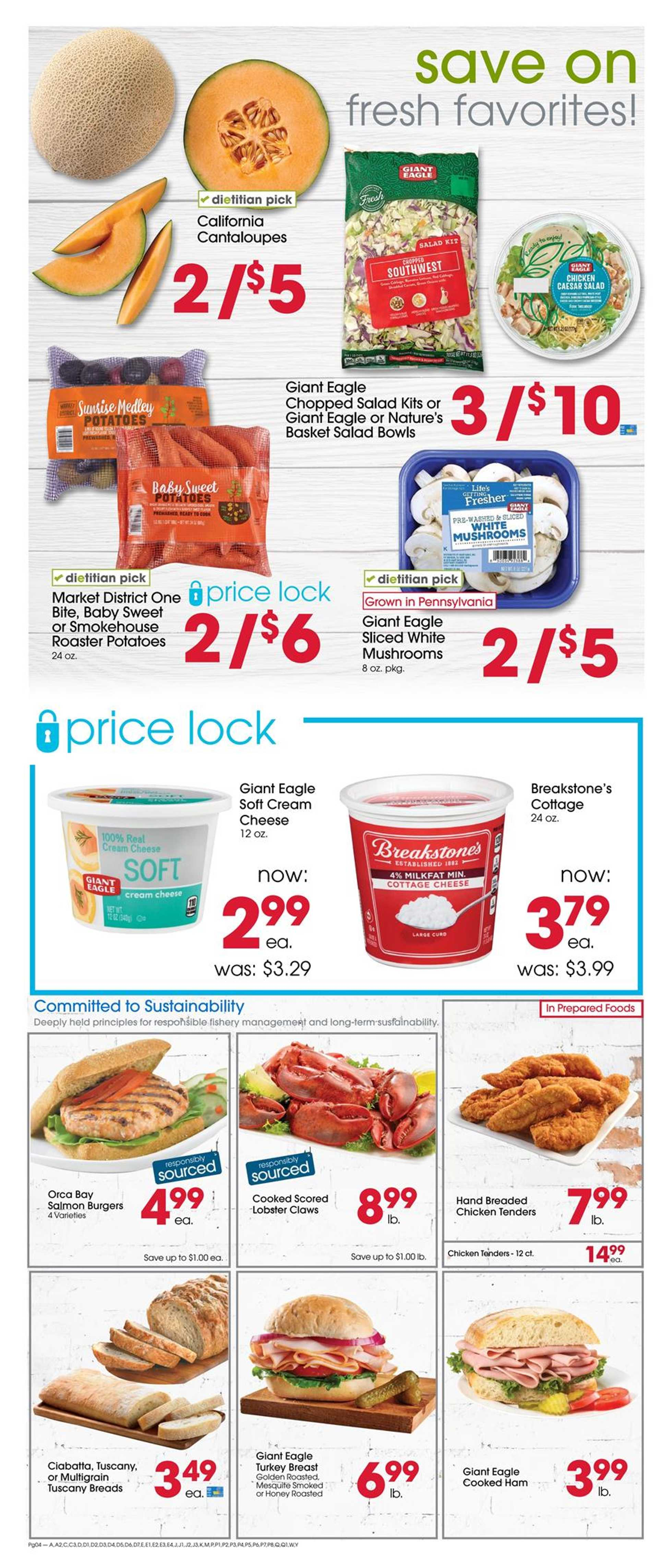 Giant Eagle - deals are valid from 07/16/20 to 07/22/20 - page 4.