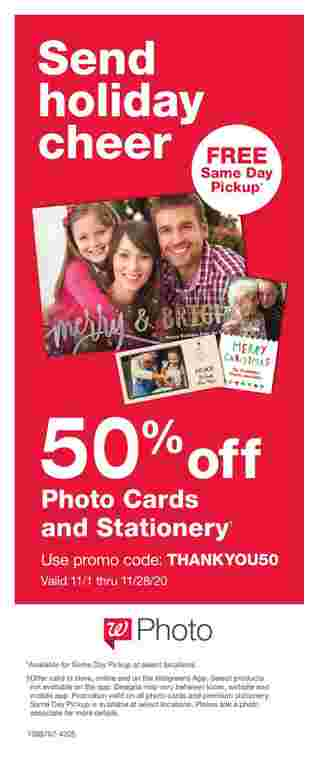 Walgreens - deals are valid from 11/01/20 to 11/28/20 - page 10.