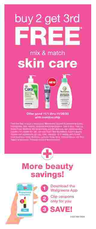 Walgreens - deals are valid from 11/01/20 to 11/28/20 - page 23.