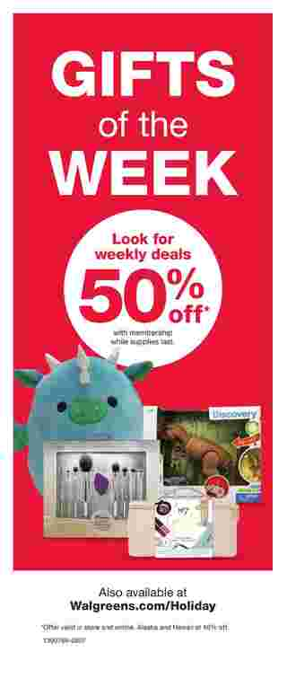 Walgreens - deals are valid from 11/01/20 to 11/28/20 - page 28.