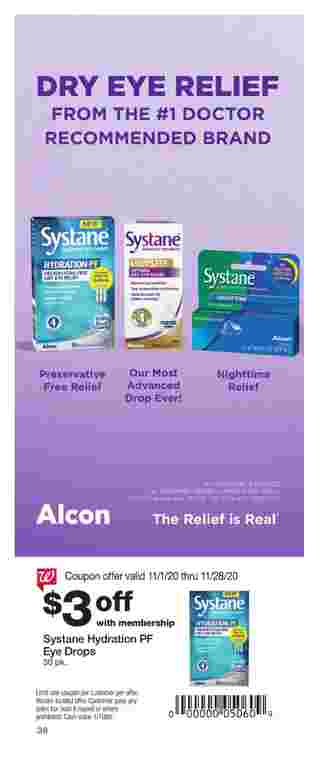 Walgreens - deals are valid from 11/01/20 to 11/28/20 - page 36.