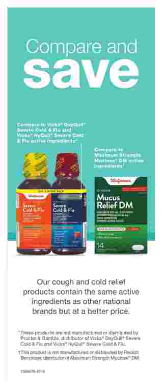 Walgreens - deals are valid from 11/01/20 to 11/28/20 - page 45.