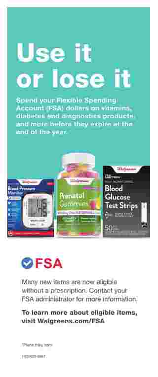 Walgreens - deals are valid from 11/01/20 to 11/28/20 - page 62.