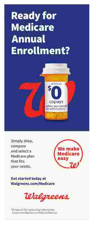 Walgreens - deals are valid from 11/01/20 to 11/28/20 - page 79.