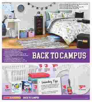 Family Dollar - deals are valid from 07/23/20 to 08/01/20 - page 10.