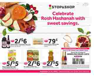 Stop & Shop - deals are valid from 09/11/20 to 09/17/20 - page 15.