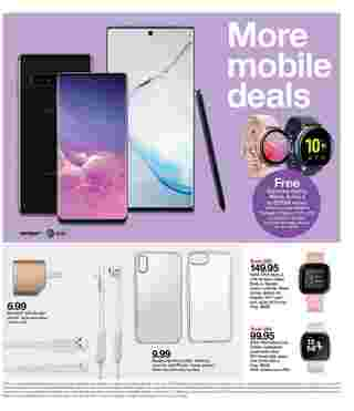 Target - deals are valid from 02/09/20 to 02/15/20 - page 9.