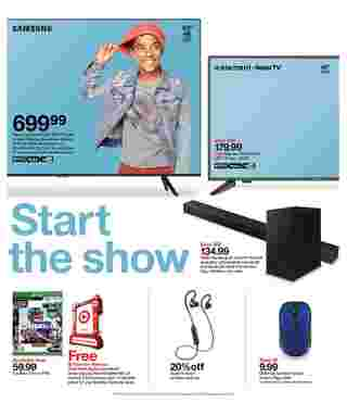 Target - deals are valid from 09/06/20 to 09/12/20 - page 9.