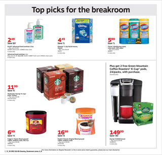 Staples - deals are valid from 01/12/20 to 01/18/20 - page 12.