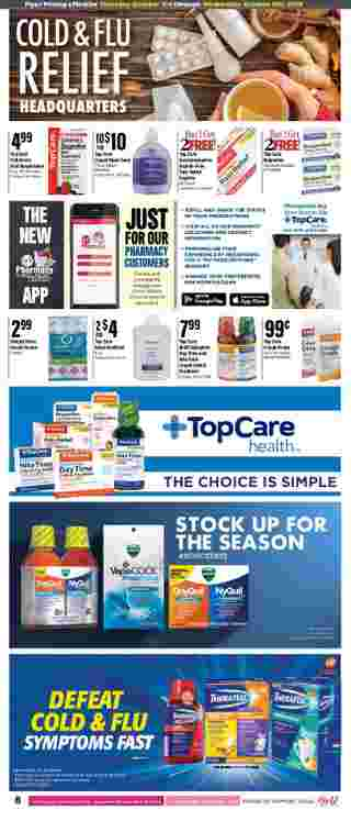 Big Y - deals are valid from 10/03/19 to 10/09/19 - page 10.