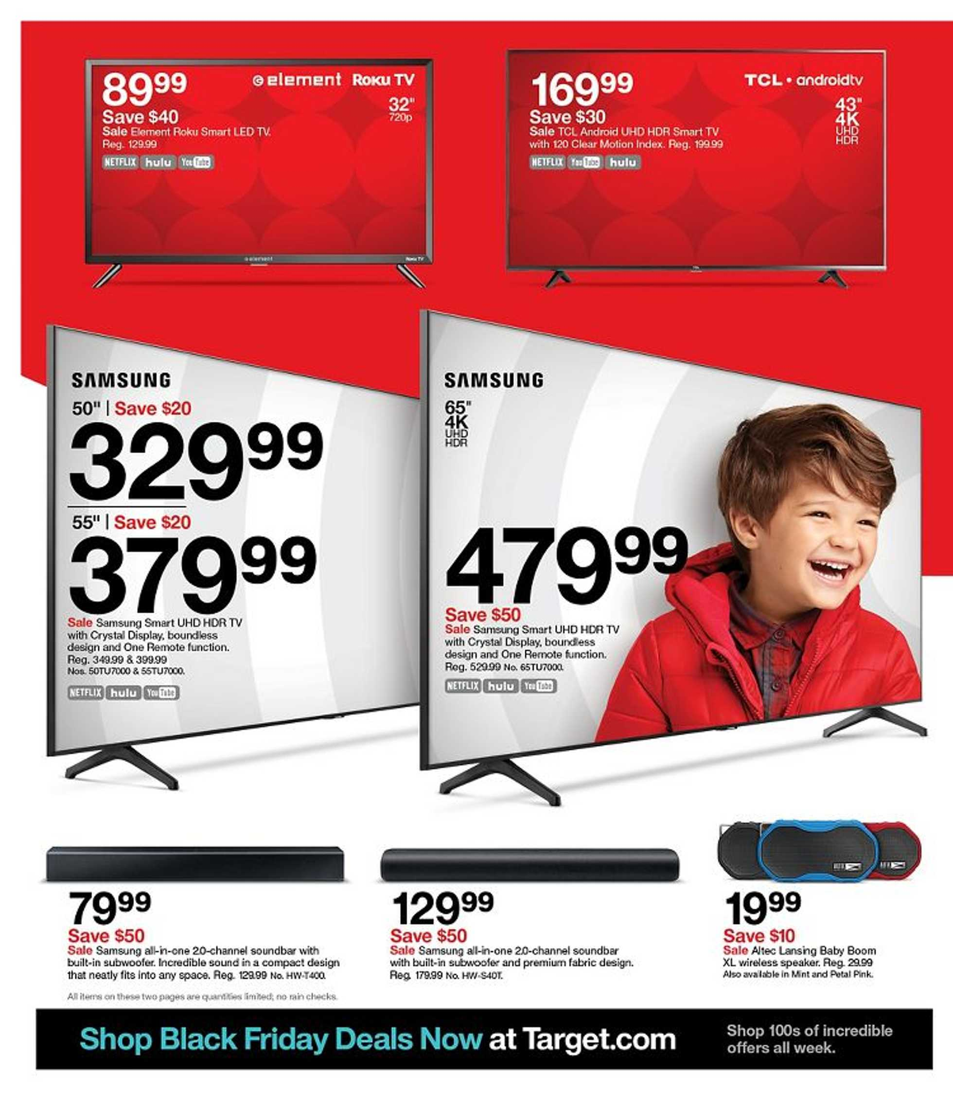 Target - deals are valid from 11/22/20 to 11/28/20 - page 3.