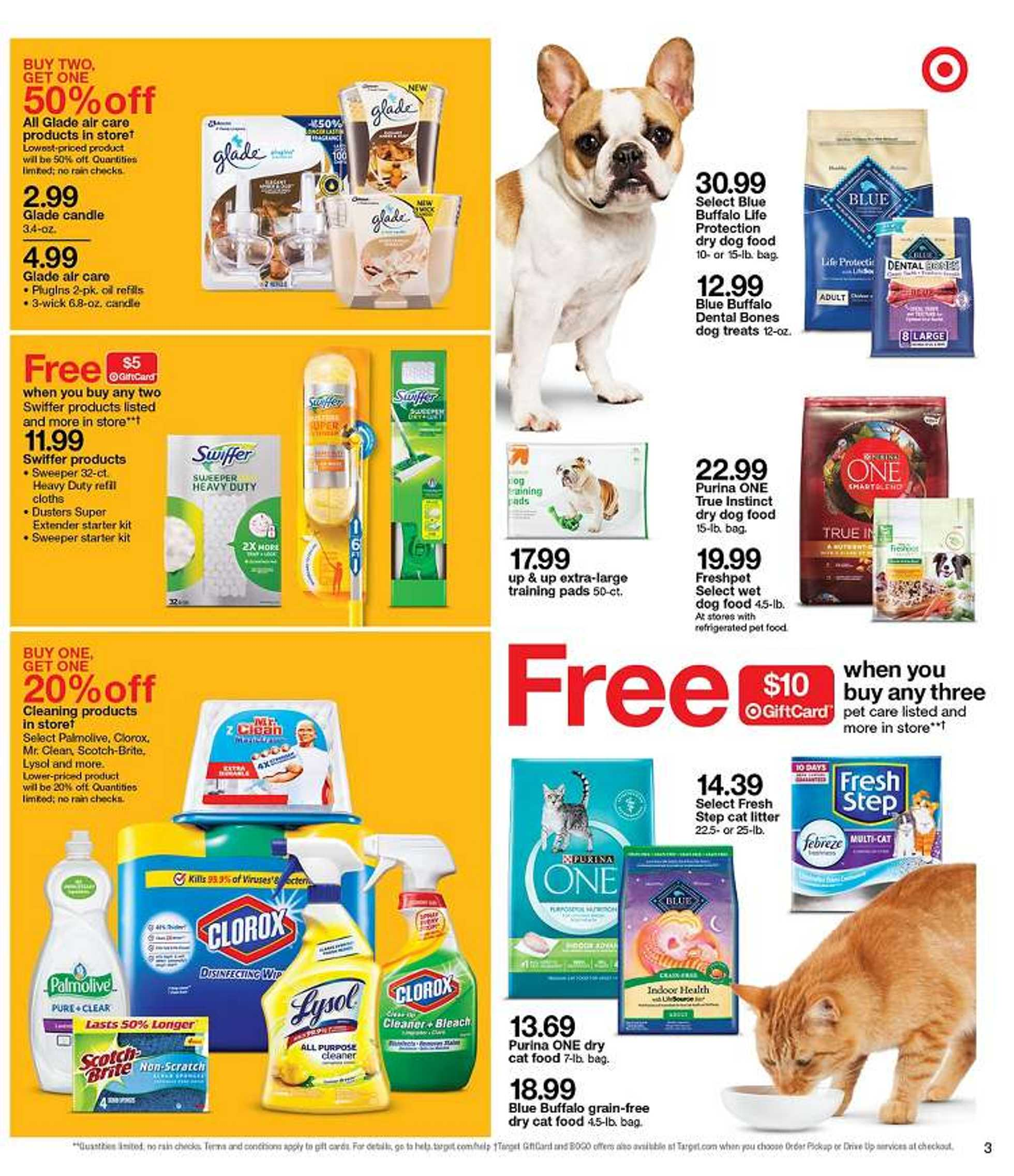Target - deals are valid from 02/17/19 to 02/23/19 - page 4.
