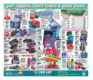 Ocean State Job Lot - deals are valid from 08/13/20 to 08/19/20 - page 9.