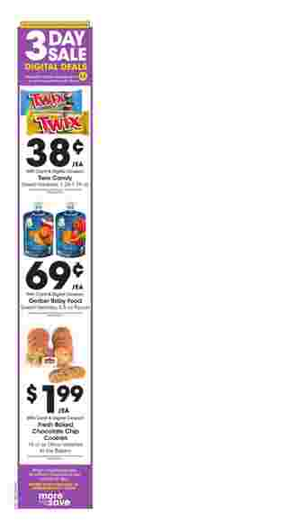 Kroger - deals are valid from 02/26/20 to 03/03/20 - page 8.