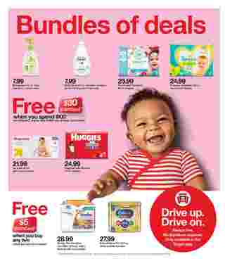 Target - deals are valid from 08/23/20 to 08/29/20 - page 15.
