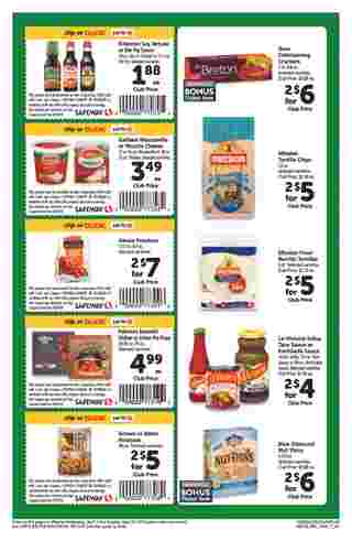 Safeway - deals are valid from 04/03/19 to 04/30/19 - page 5.