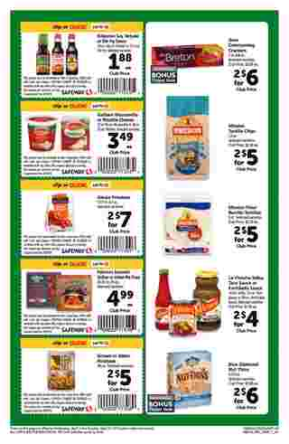 Safeway - promo starting from 04/03/19 to 04/30/19 - page 5.