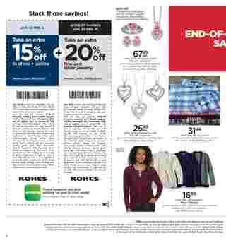 Kohl's - deals are valid from 01/30/20 to 02/01/20 - page 5.